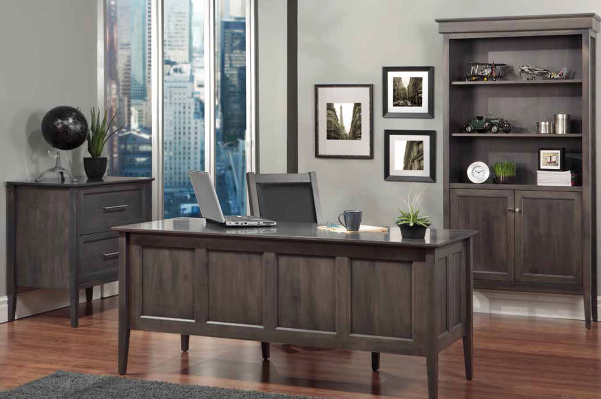 Office Wood Furniture Cg Solid