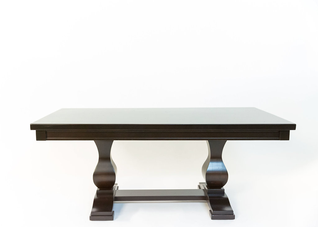 Camden Double Pedestal Coffee Table