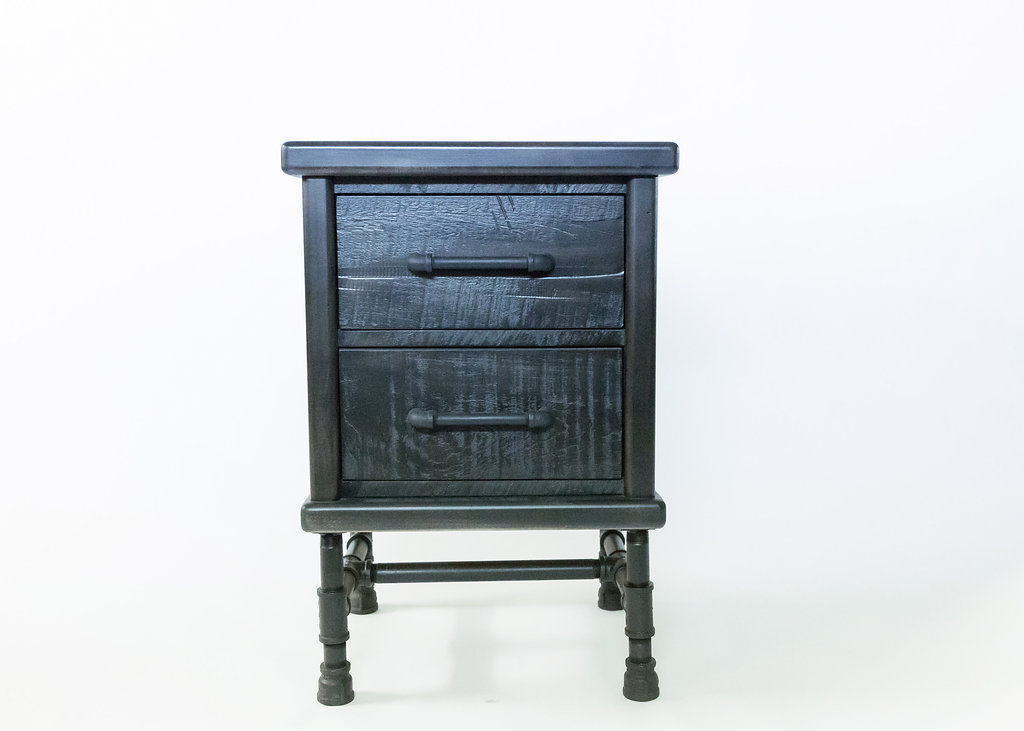 Distillery 2 Drawer Nightstand