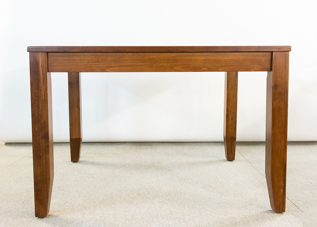 Mansfield 36x46 Solid Top Table