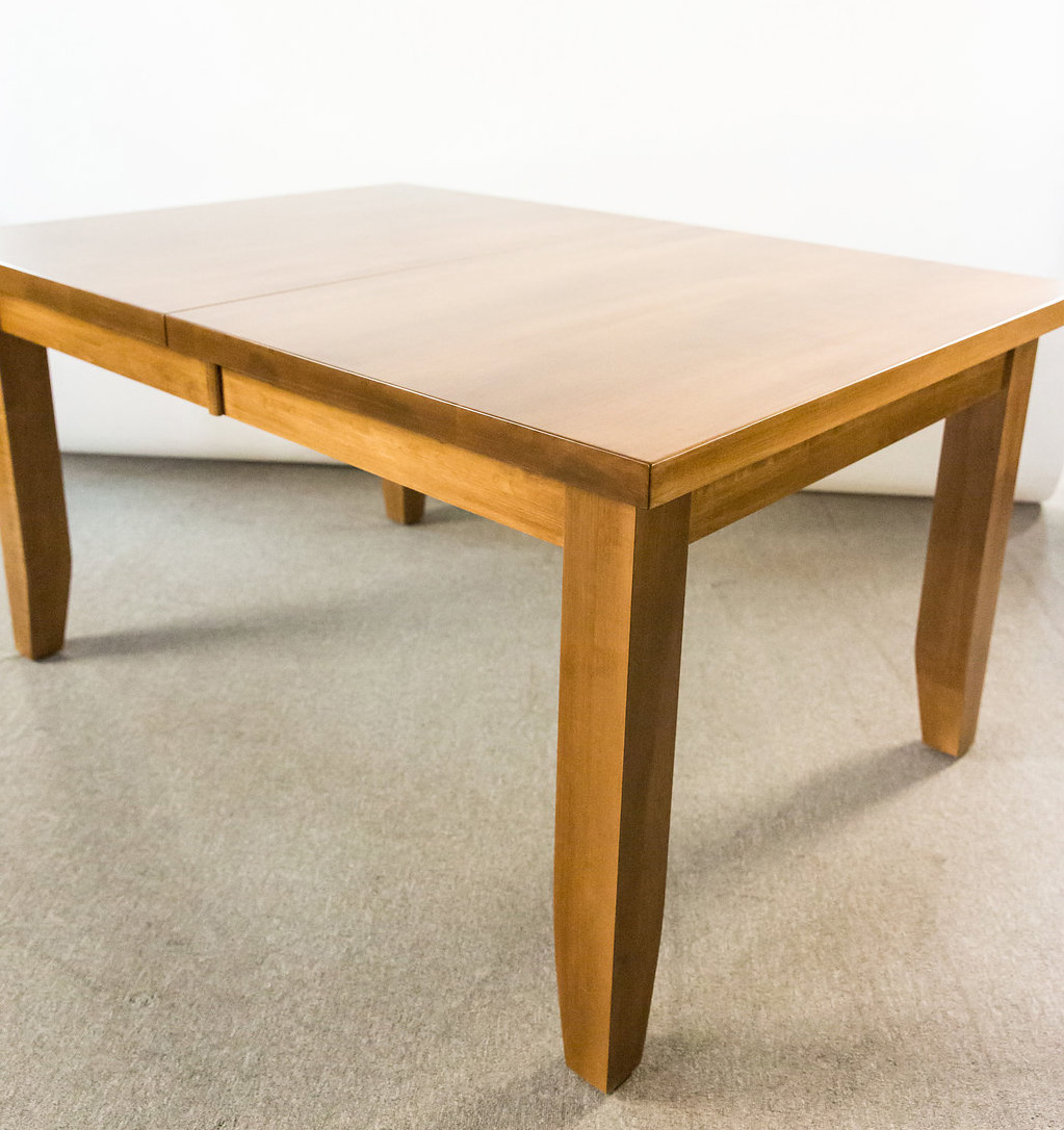 "Mansfield 42x60 Table +1-12"" Leaf"