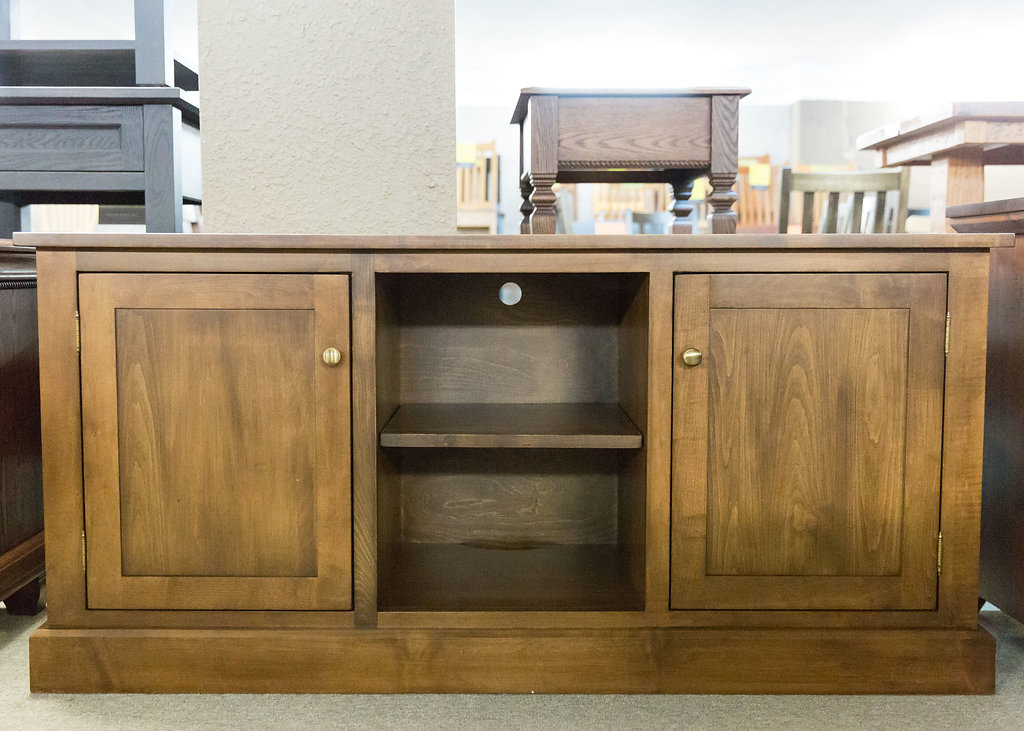 """Maxwell 2 Dr.Open TV Stand 62"""""""