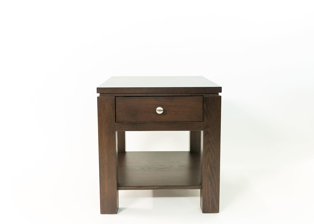 Newport End Table 1 Drawer