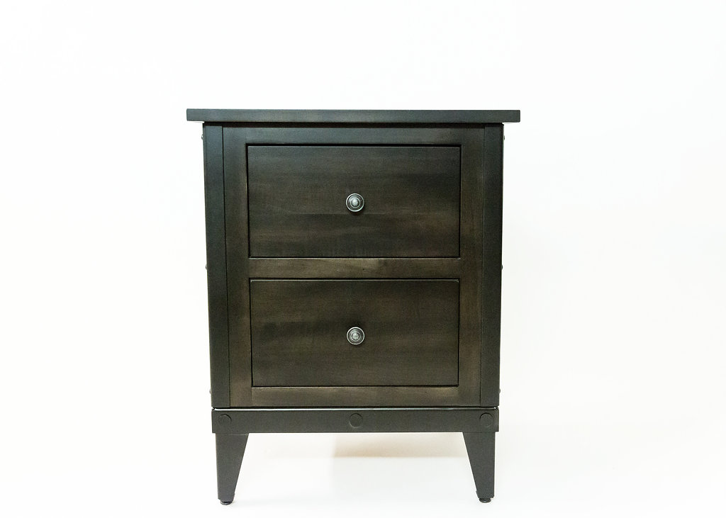 Willow Lane 2 Drawer Nightstand
